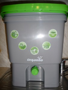 контейнер за Бокаши компостиране